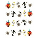 Halloween Sticker Nr. 1