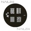 M57 Stampingschablone