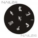 M35 Stampingschablone