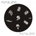 M31 Stampingschablone