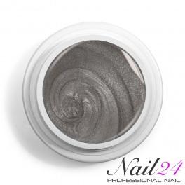 Acryl Farb Pulver Glitter Silver 315
