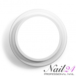 Acryl Farb Pulver Glitter White 316