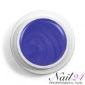 Acryl Farb Pulver Glitter Blue 320