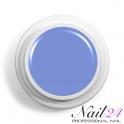 Acryl Farb Pulver Glitter Babyblue 323