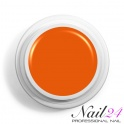 Farbgel Neon Orange