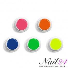 UV Farbgel Set Neon