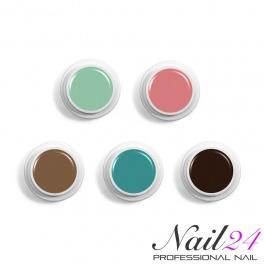 UV Farbgel Set Pure