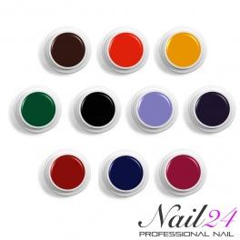 UV Farbgel Set Straight