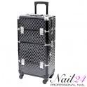 Trolley Koffer Spezial Black