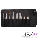 Nailart Pinsel Set - Komplettset
