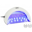 UV LED Lampe - Twin Top All In mit Boden