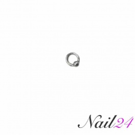 Ring Emblem gold 10 Stk